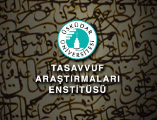 Üsküdar Üniv. Tasavvuf Araştırmaları Ens. Arapçaya Giriş Eğitim Programı