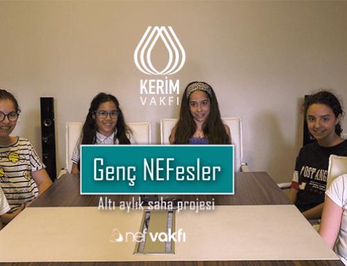 Kerim Vakfı ve NEF Vakfı, Genç NEFesler Projesi