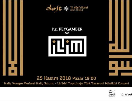 """15. """"Dost"""" İslam'a Hizmet Ödülleri"""