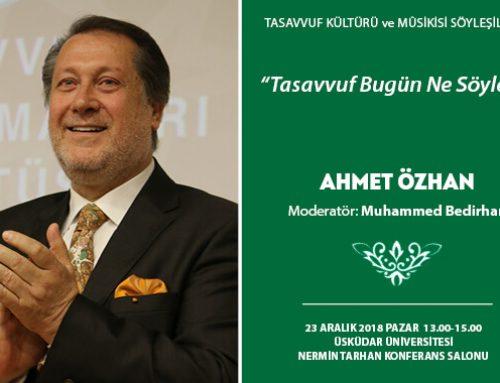 Tasavvuf Kültürü ve Musikisi Söyleşileri-3