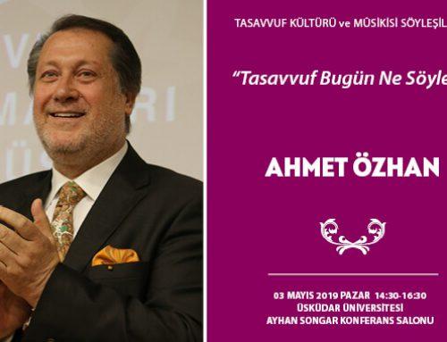 Tasavvuf Kültürü ve Musikisi Söyleşileri-7